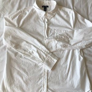 Gap button down